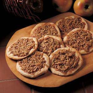 Mini Apple Pizzas
