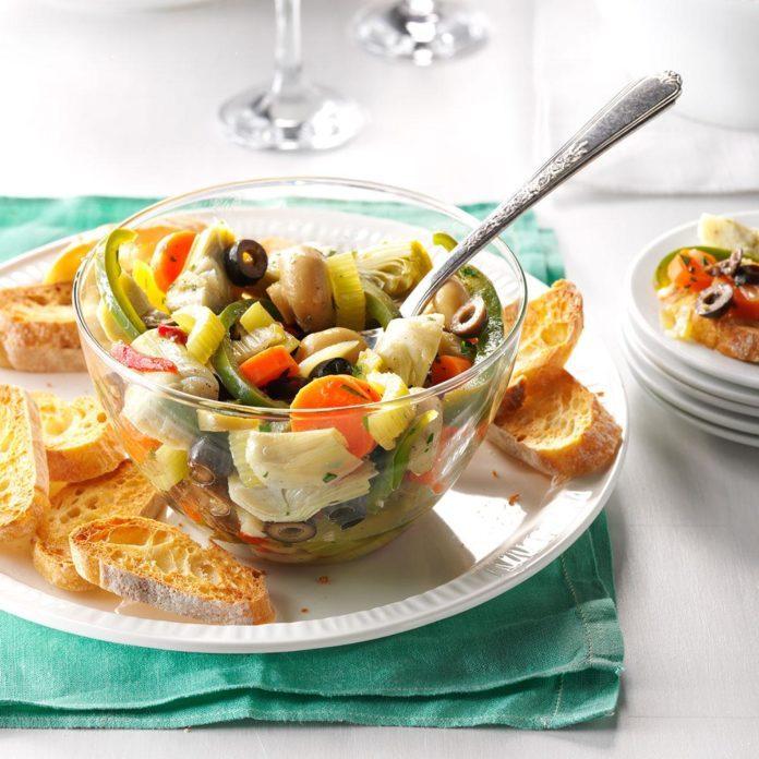 Antipasto Recipes You'll Want to Make ASAP