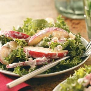 Apple and Gorgonzola Salad