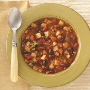 Potato-Lentil Stew