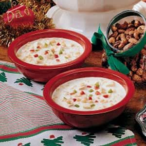 White Christmas Chili