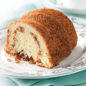 Sour Cream Bundt Coffee Cake