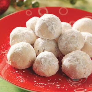 Cherry Almond Balls