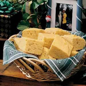 Sour Cream Cornbread