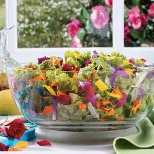Flower Garden Salad