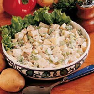 Pimiento Potato Salad