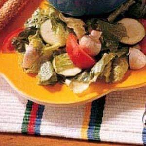 Tossed Salad with Vinaigrette