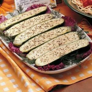 Dilled Zucchini