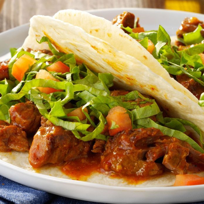 Day 20: Chipotle Carne Guisada