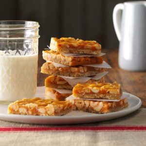 24 of Our Nuttiest Dessert Bar Recipes
