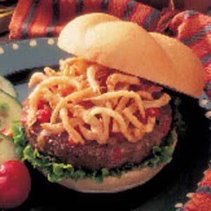 Ranchero Onion Burgers
