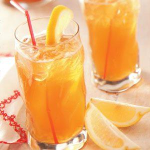 Ziploc Lemon Ice Tea Mix