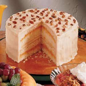Apricot Layer Cake
