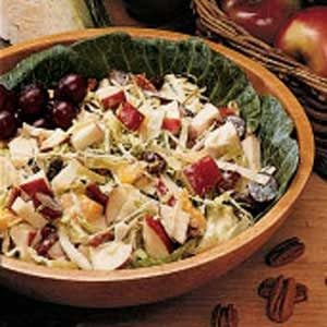 Cabbage Fruit Salad