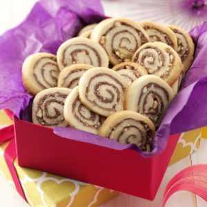 Chocolate-Hazelnut Pinwheels