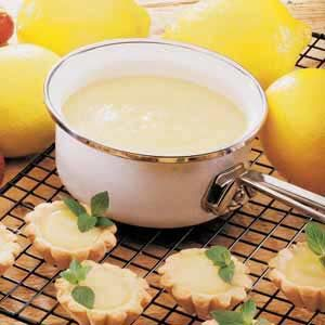Simple Lemon Curd