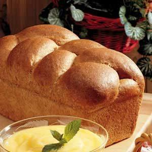 Whole Wheat Toasting Bread