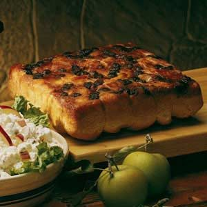 Apple Yeast Bread