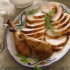 Fresh Herb-Brined Turkey