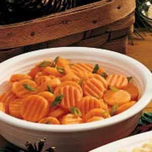 Quick Carrots