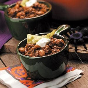 Truly Texan Chili