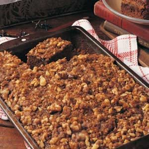 Crunchy-Top Gingerbread