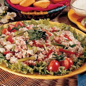 Summertime Main-Dish Salad