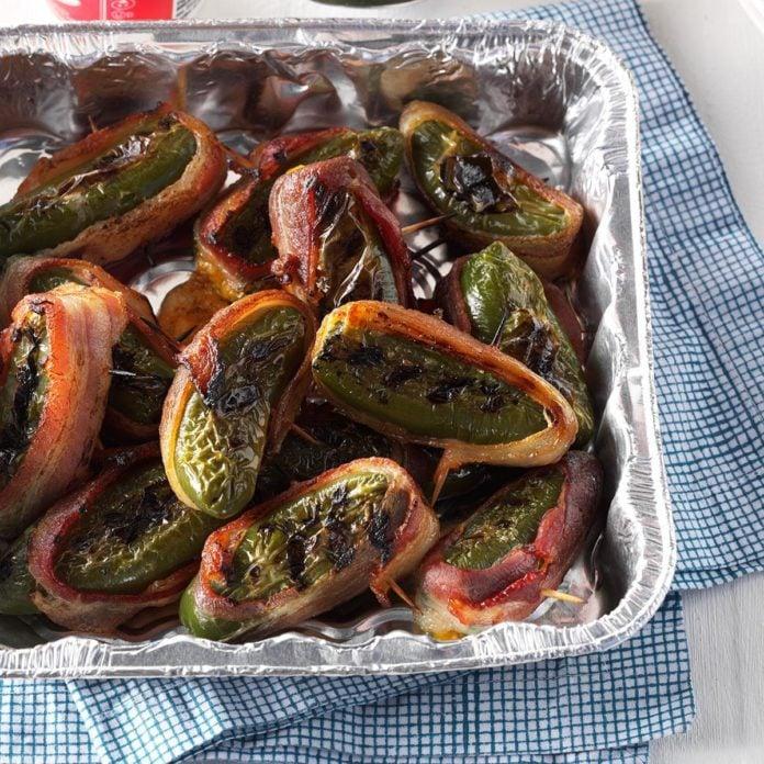 Bacon Cheddar Jalapenos