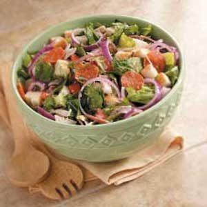 Submarine Sandwich Salad
