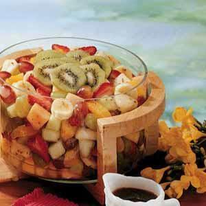 Anise Fruit Salad