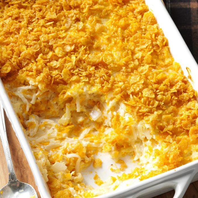 Utah: Funeral Potatoes