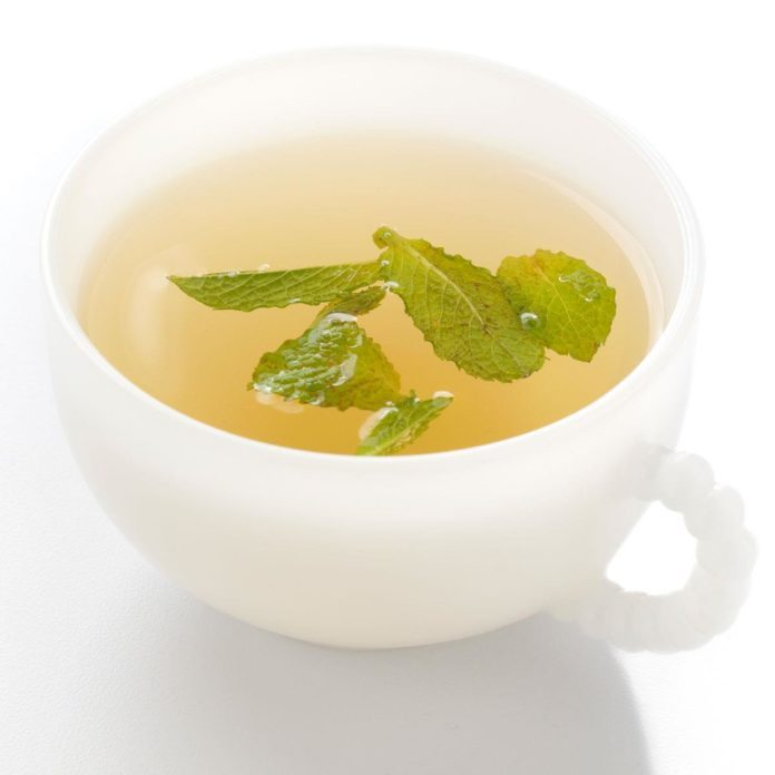 Spicy Mint Tea