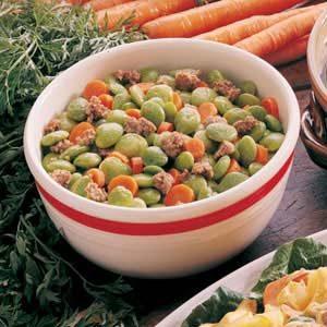 Classic Lima Bean Casserole