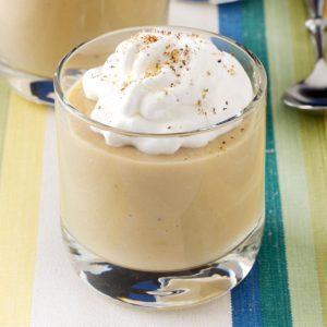 Homemade Butterscotch Pudding