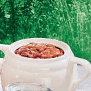 Hot Bean Dish