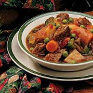 One-Dish Oven Stew