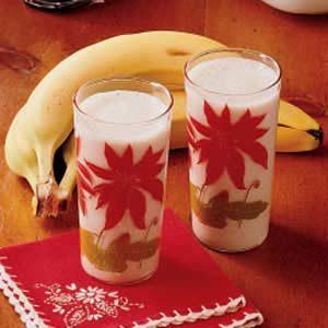Banana Milk Drink