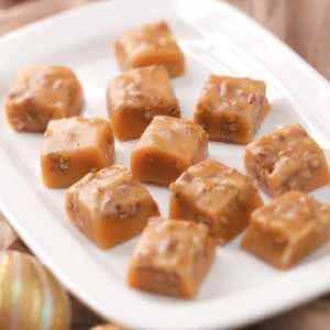 Caramel Candy Recipes Taste Of Home