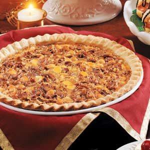 Pecan Macadamia Pie