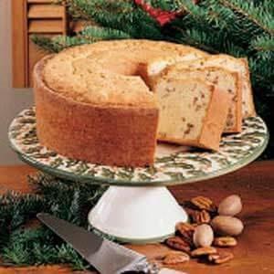 Pecan Pound Cake