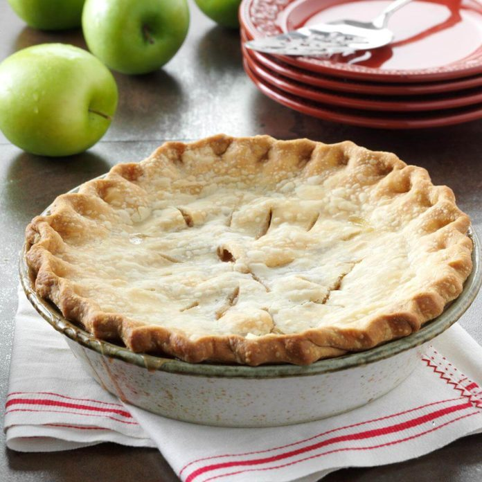 Washington: Washington State Apple Pie