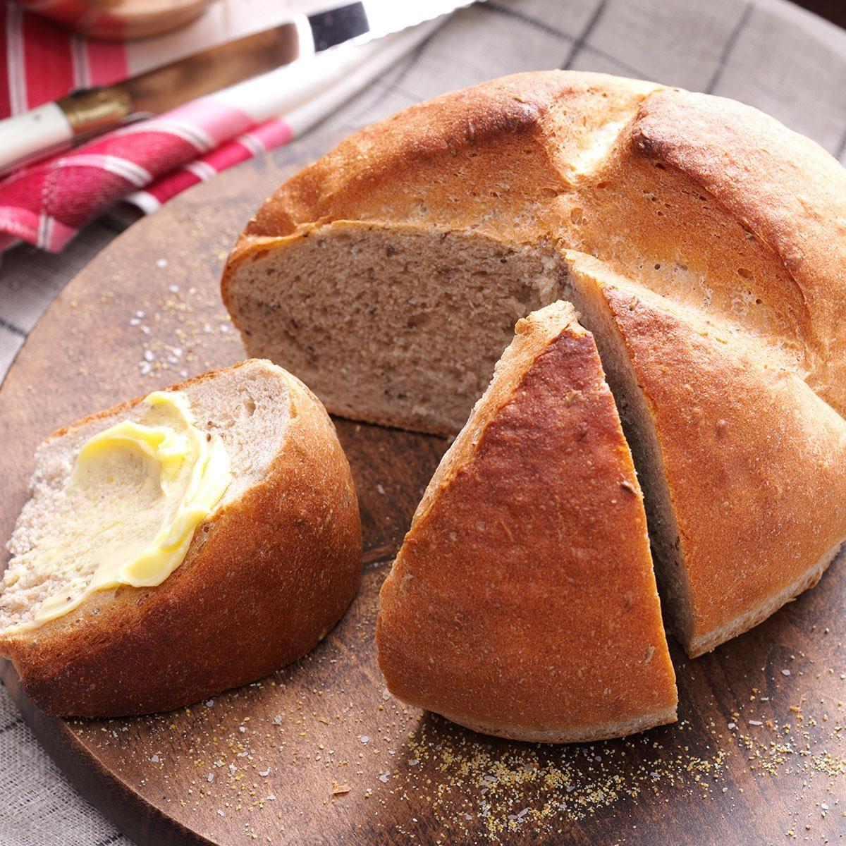 Caraway Bread Recipe | Taste of Home