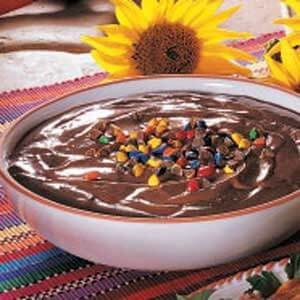 Homemade Chocolate Pudding
