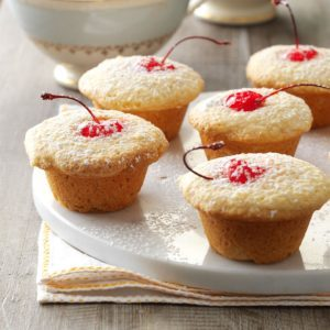 Cherry Almond Delights