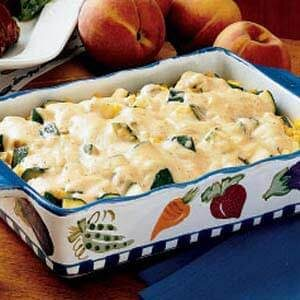 Zucchini Corn Medley