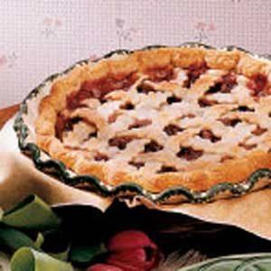 Cherry Pineapple Pie
