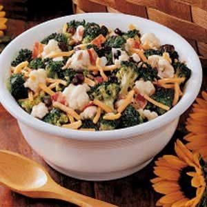 Sunny Vegetable Salad