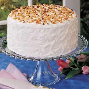 Mother's Walnut Cake