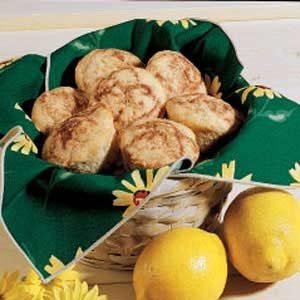 Luscious Lemon Muffins