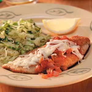 Salsa Fish